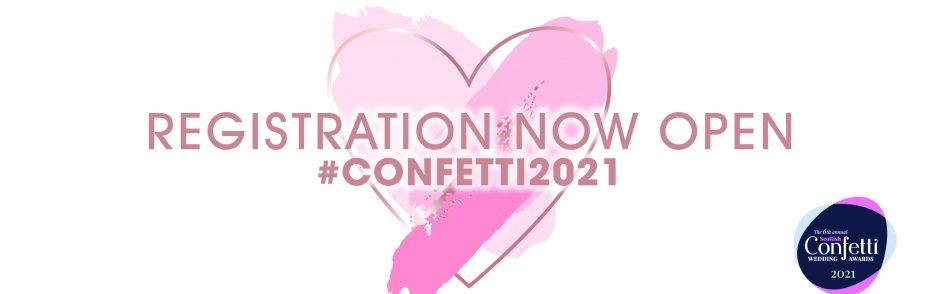 Confetti 2021 Registration Now Open2