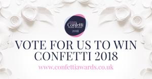 Confetti_2018_VOTE FOR US_generic